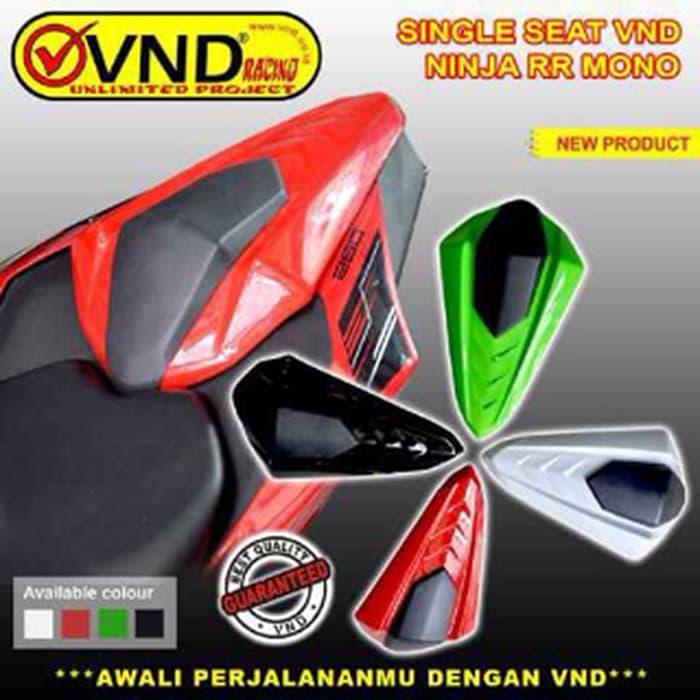 Promo Gajian Cover Jok VND Single Seater Ninja 250 RR Mono & Z250 SL