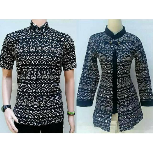 Batik Couple batik sarimbit atasan batik LUXURY ETNIK CULTURE