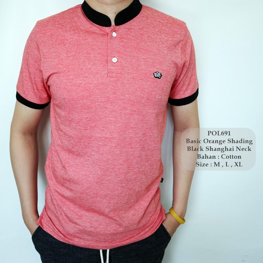 ... Baju Polo Sanghai Cowok / Kaos Sanghai / Kaos Fashion PriaIDR75000. Rp 75.000