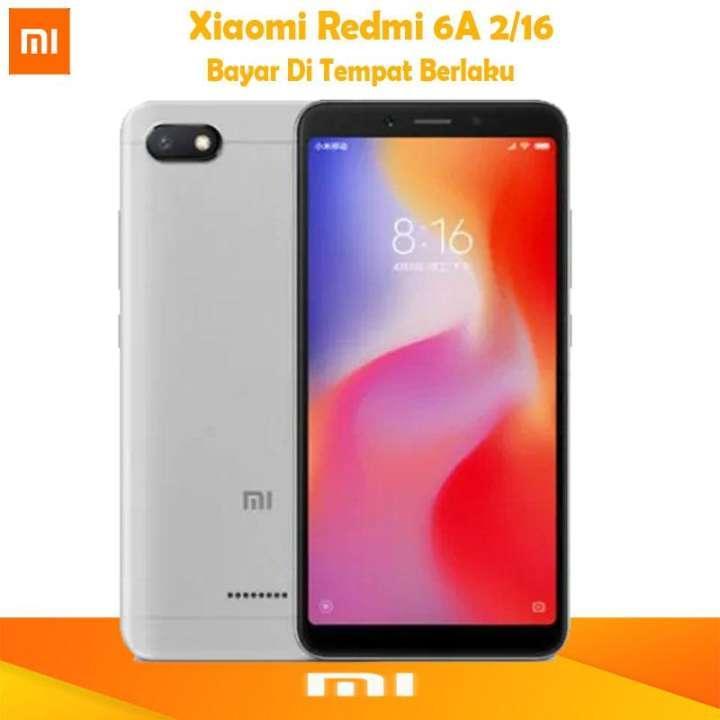 Xiaomi Redmi 6A Full View - Ram 2/16 - ( B.Indonesia & 4G LTE )