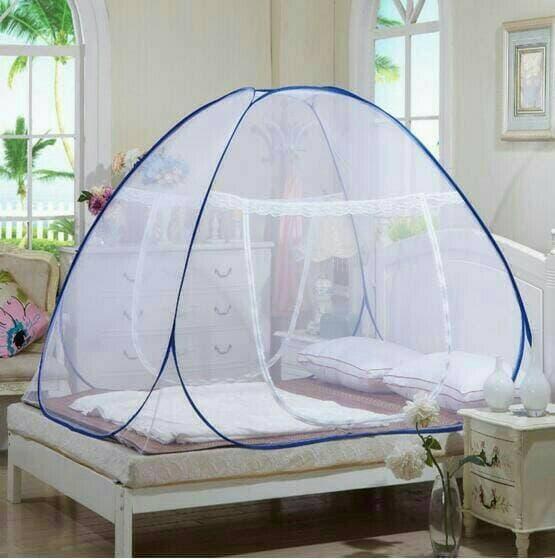 Kelambu Tempat Tidur 160 x 200 lipat korea ||| kasur busa lipat bayi angin lantai springbed inoac mobil busa murah kelambu karakter tempat tidur bayi anak tingkat single dewasa kayu susun