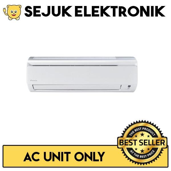 Daikin FTV15BXV14 AC Split 1/2PK Low Watt Putih (FREE ONGKIR JAKARTA ONLY)