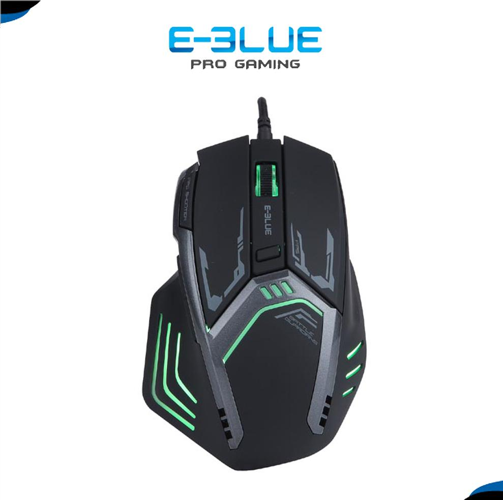 Mouse Gaming E-Blue 7 Color EMS656