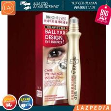 Laz COD - Bioaqua Roll-on Nourishing Eye Moisturizing Cream 15ml Cream Kantung Mata /