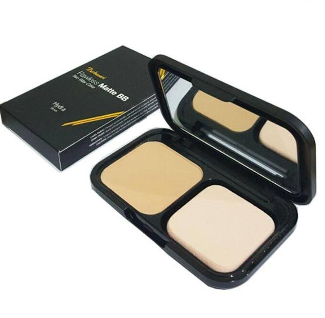 Purbasari Flawless Two Way Cake Matte BB Natural 12gr