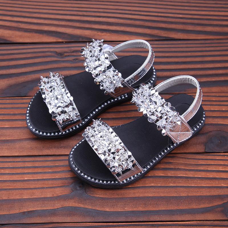 Rp 139.200 2018 Musim Panas Model Baru Versi Korea Anak Prempuan Sandal Summer Sepatu ...