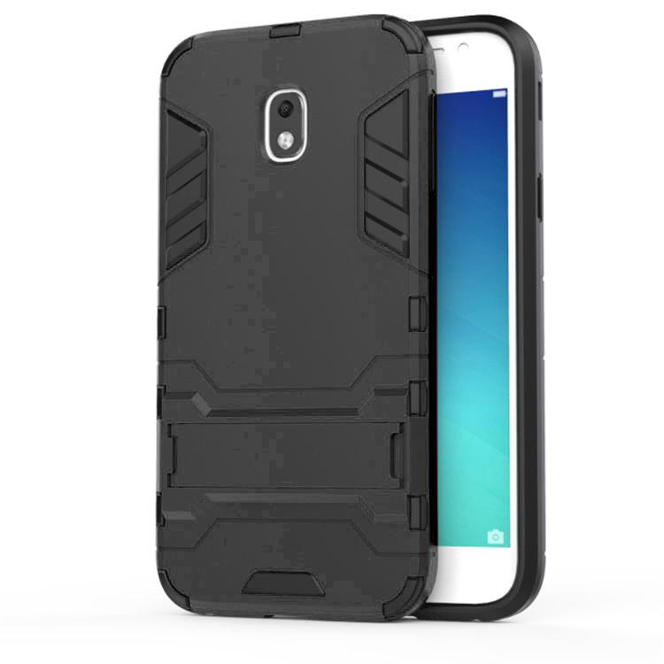 ... Hitam Daftar Harga Source · ProCase Kickstand Hybrid Armor Iron Man PC TPU Back Cover Case for Samsung Galaxy J7