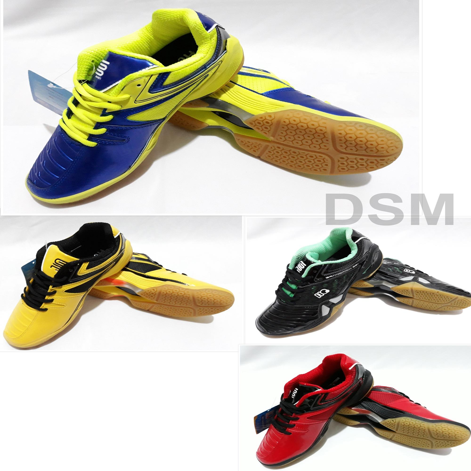 Sepatu Badminton HiQua Grandprix ORI