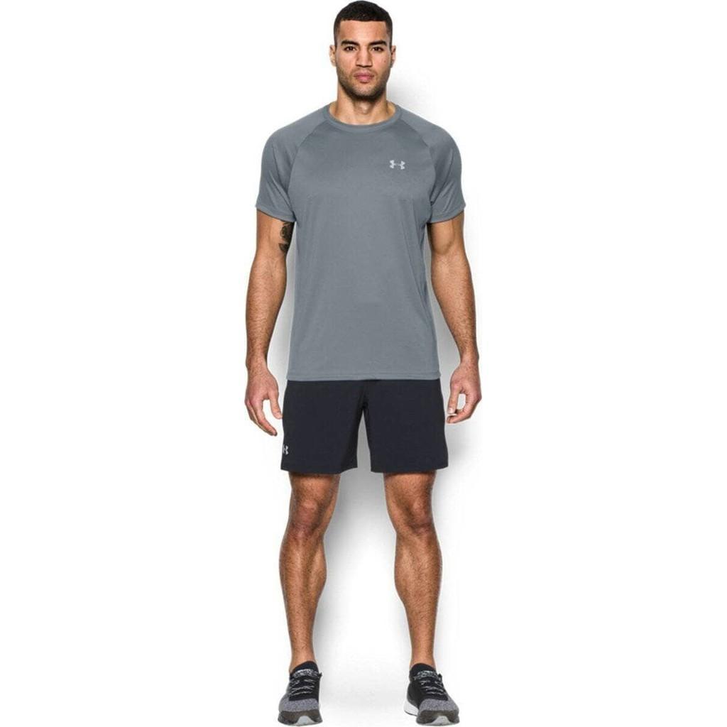 Buy Sell Cheapest Under Armour Original Best Quality Product Deals Celana Run Tshirt Thread Borne Streaker Termurah
