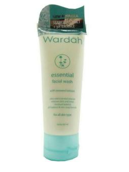 Pencarian Termurah [PROMO] Wardah Facial Wash 60 ml (100% ORIGINAL) harga penawaran - Hanya Rp16.777