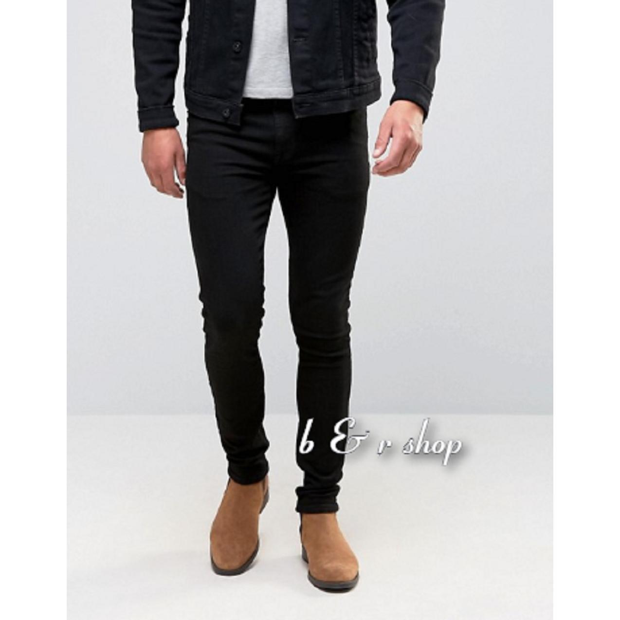 B & R SHOP - Celana jeans Lois skinny / slimfit / pensil pria / Jacket Denim Pria / Celana Kerja Pria / Chino Pria / Size 27 - 32
