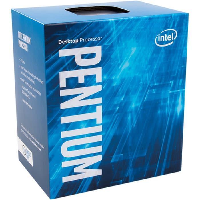 Intel Pentium G4560 3.5Ghz - Cache 3MB [Box] Socket LGA 1151 K