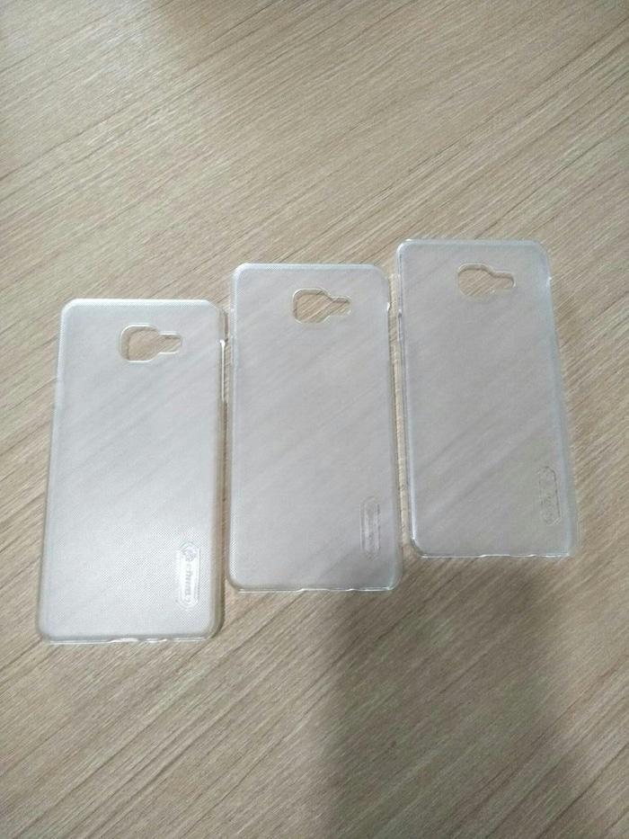 Hard Case Samsung A7 2016 A710  Frosted Nillkin KW Warna Transparan