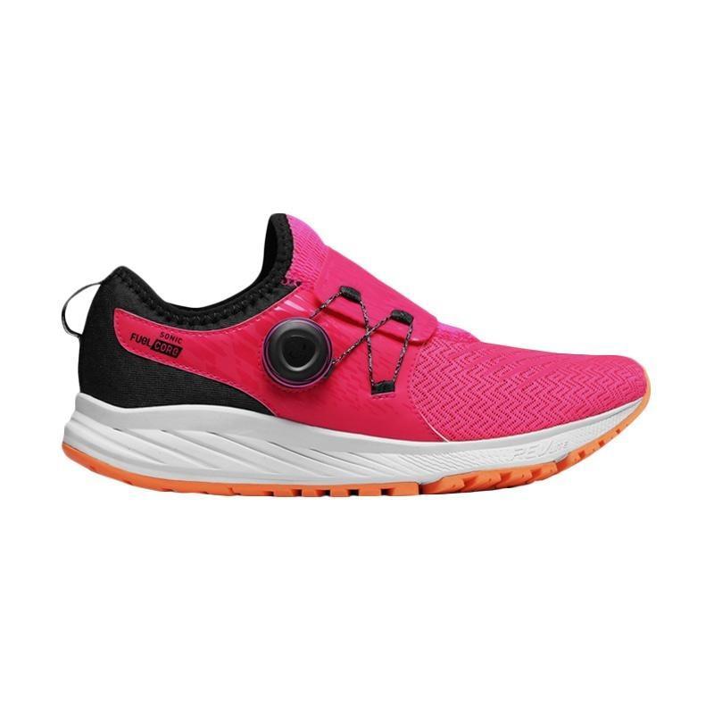 New Balance Running Fuel Core Sonic Women Sepatu Lari Wanita - Pink [WSONIPK]