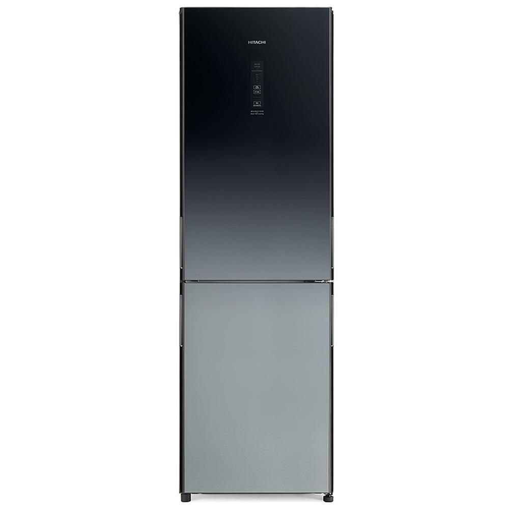 Kulkas Hitachi Stylish Bottom Freezer R-BG41PGD6X - Jadetabek