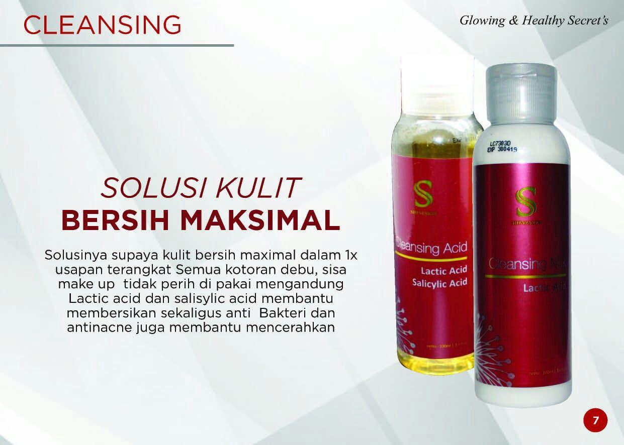 Shineskin Cleansing
