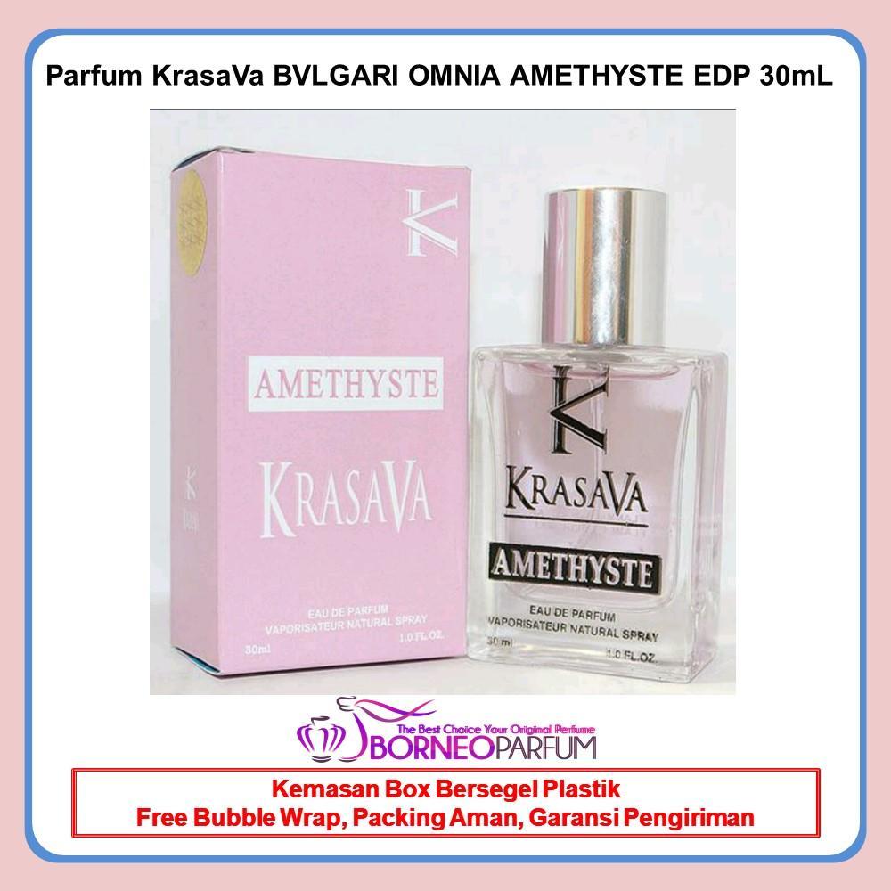 Bvlgari Omnia Amethyste Edt Parfum Wanita 65 Ml Dilla Shop Review Restock The Body Original Reject White Musk Sport 100 Blgari Mlidr99999 Rp 100000