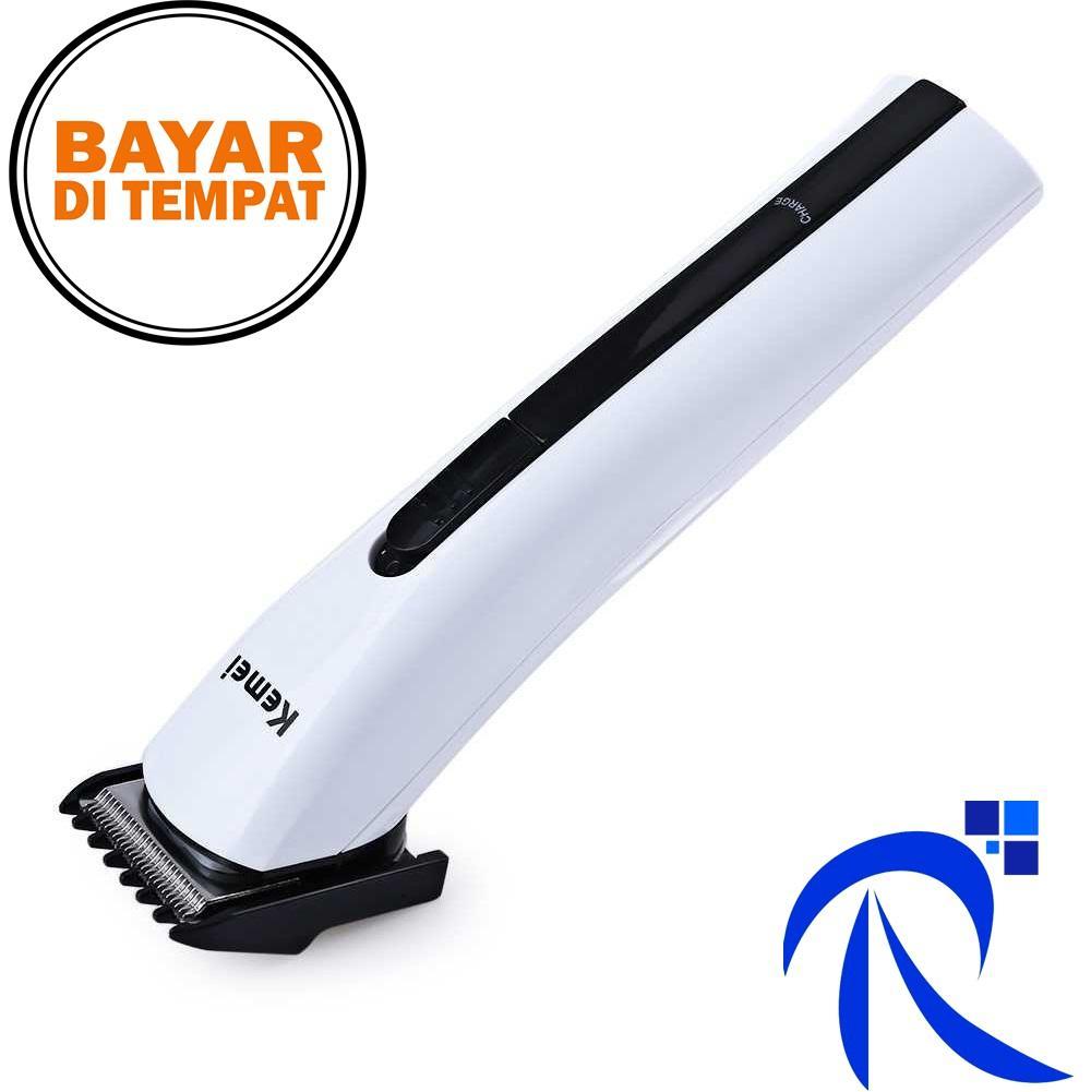 Rimas Kemei Alat Cukur Elektrik Hair Trimmer Shaver - KM-2516 - alat Cukur  Rambut 3fbbec4e45