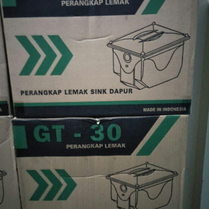 grease trap pontianak