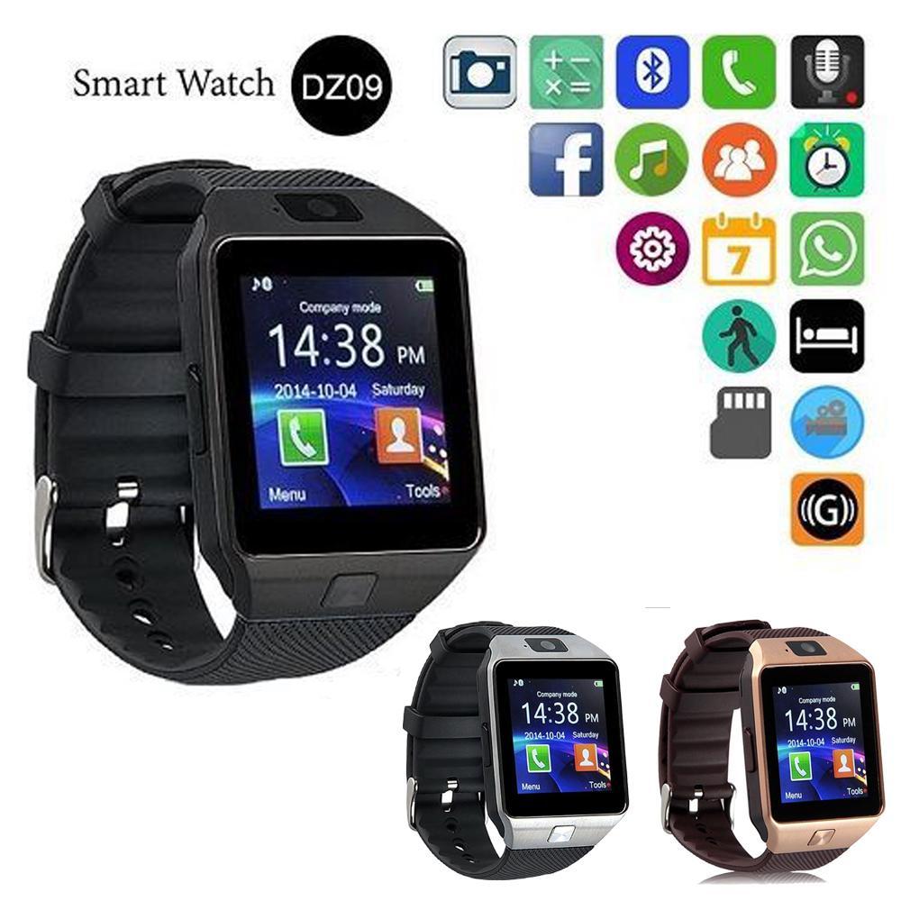 Smart Watch Jam Tangan Android DZ09