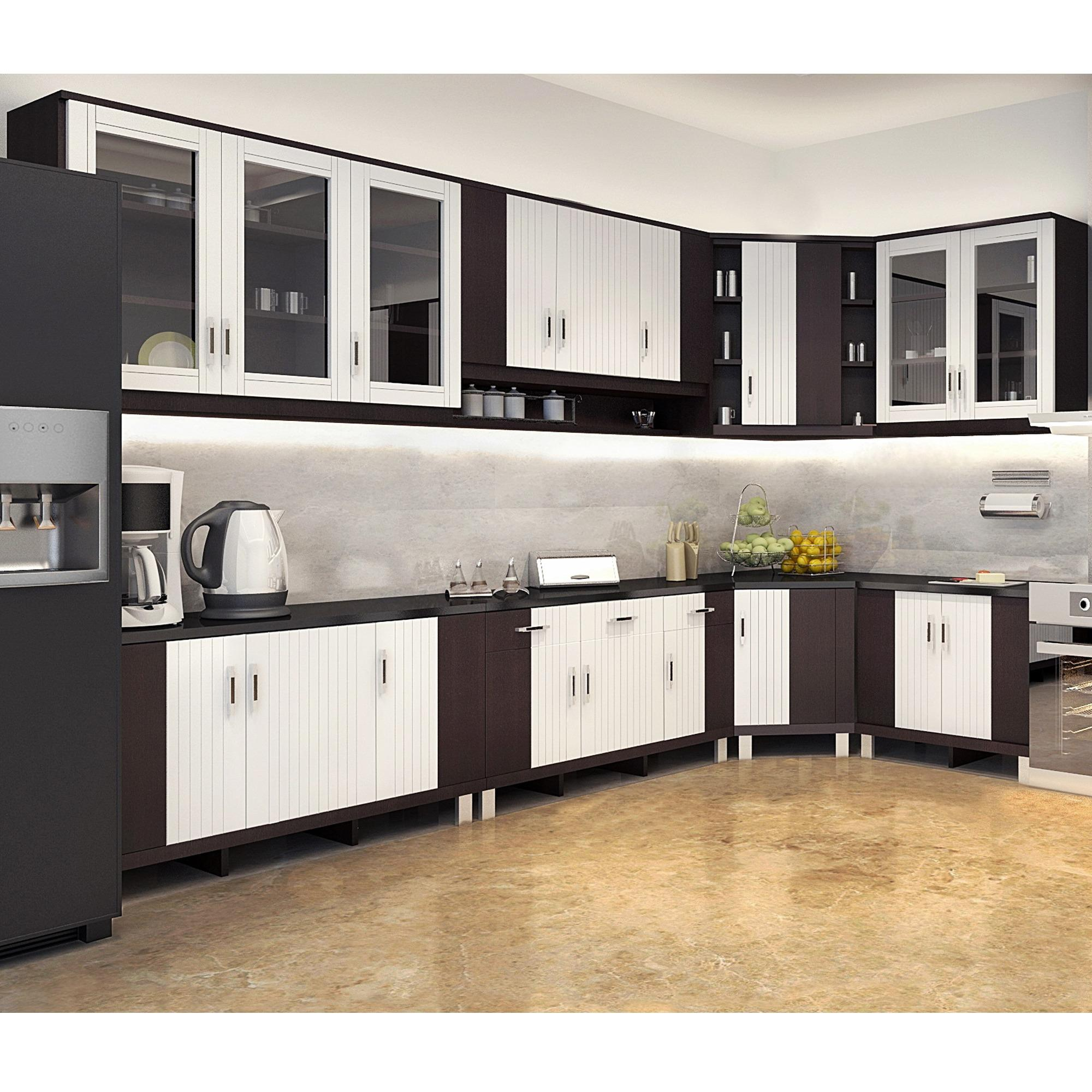 Kitchen Set L Anata By Furniture Minimalis.