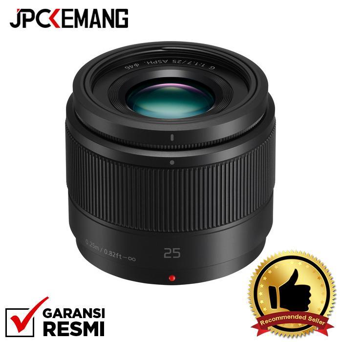 Panasonic 25mm F/1.7 Lumix G ASPH jpckemang GARANSI RESMI