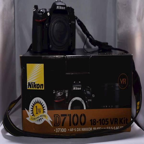 PROMO MURAH - Nikon - Camera DSLR D7100