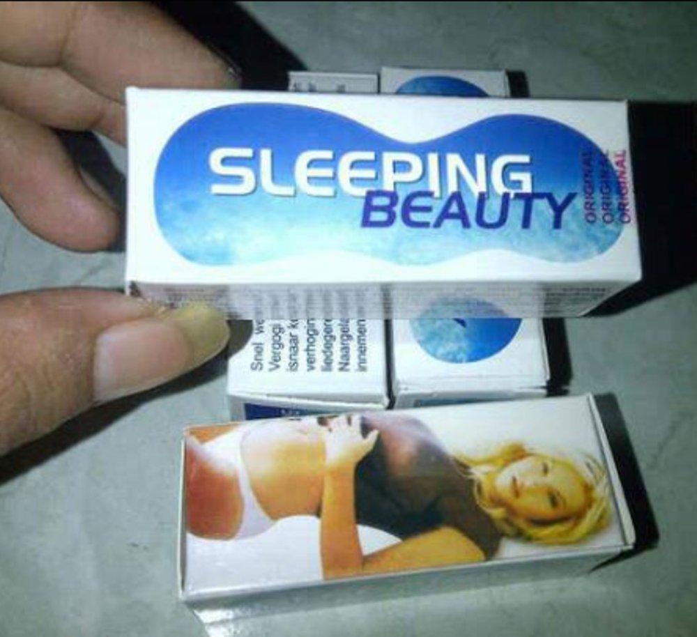 SLEEPING BEAUTY - OBAT TIDUR AMPUH - OBAT SUSAH TIDUR MANJUR
