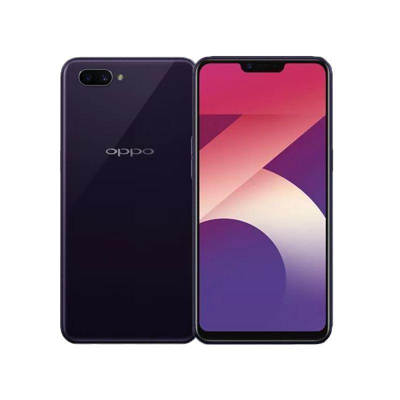 OPPO A3s Smartphone - Dark Purple