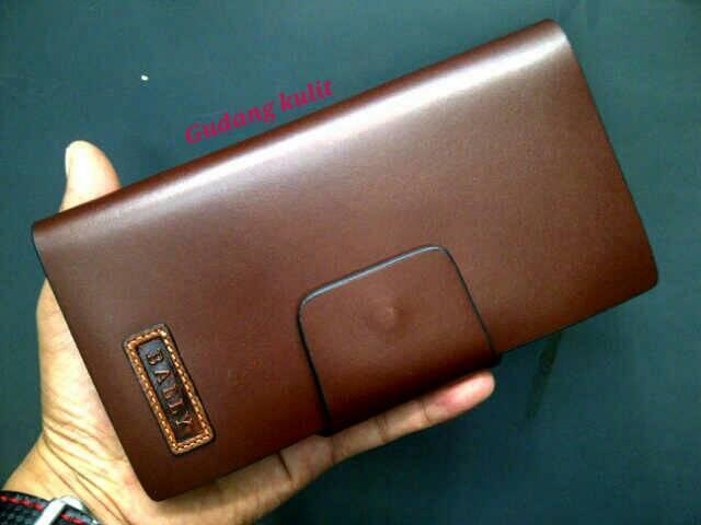 dompet bally, to pria dan wanita,super premium,kulit asli.