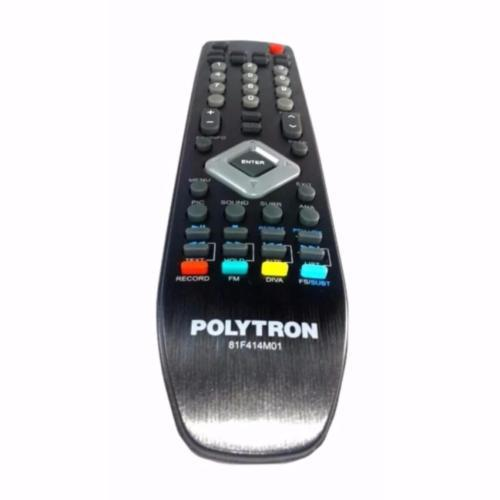 Remot Remote TV Polytron LCD LED 81F579 Original Pabrik / KW Super