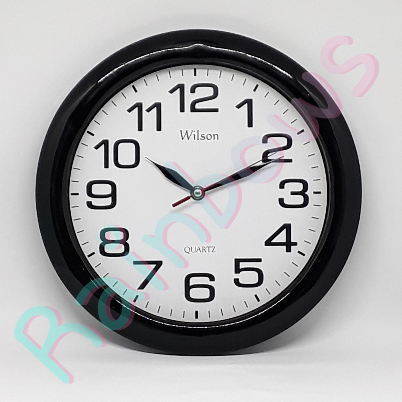 Jam Dinding On Time Standart - Wilson (Orange) Indonesia dc841161e5