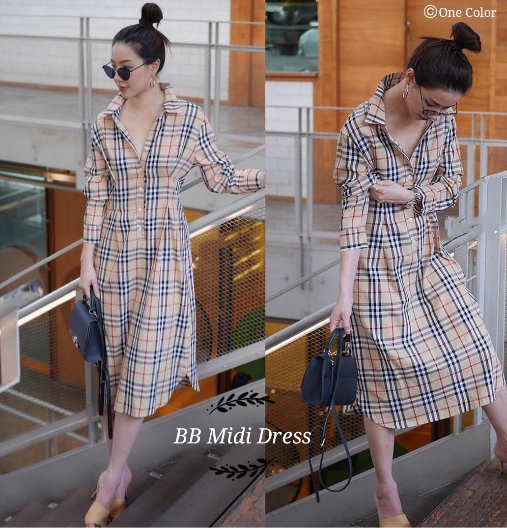Milea Secret's - Widi Dress - Dress Wanita
