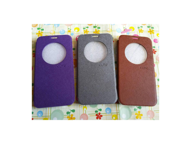 Asus Zenfone Go Flip case UME CLASSIC ORIGINAL casing dompet bagus