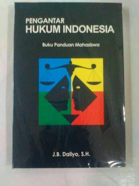 pengantar hukum indonesia gansabook 207