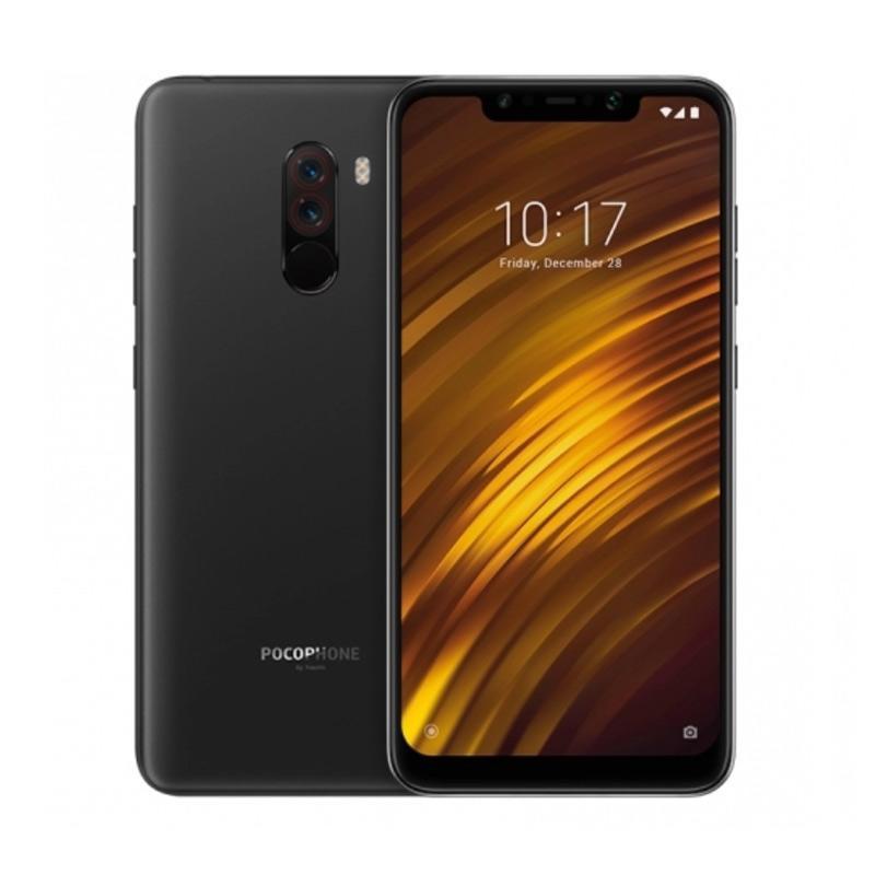 Xiaomi Pocophone F1 Smartphone - 6/128GB - 4G LTE - Black