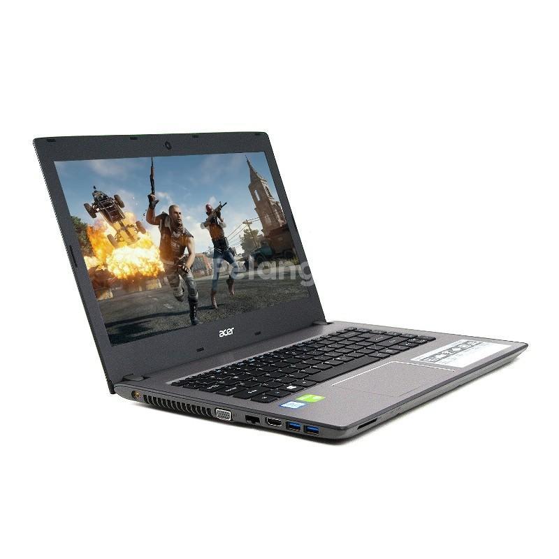 Laptop Gaming Acer Aspire E5-476G-72D5 Core i7-7500U RAM 4GB HDD 1TERA + 1 slot ssd M.2 VGA HD Graphics 620 + NVIDIA GeForce MX130 (2 GB GDDR5)