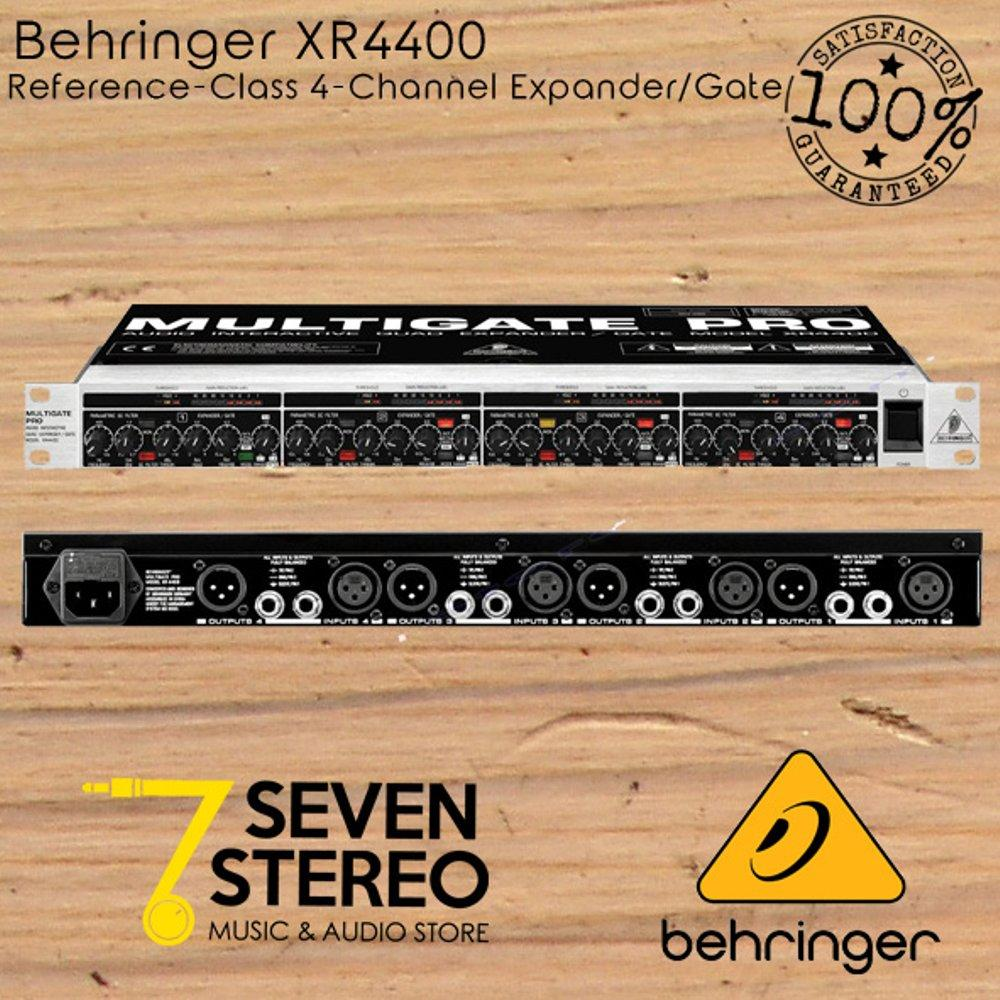 Behringer XR4400 Multigate Pro Audio Processor Gate