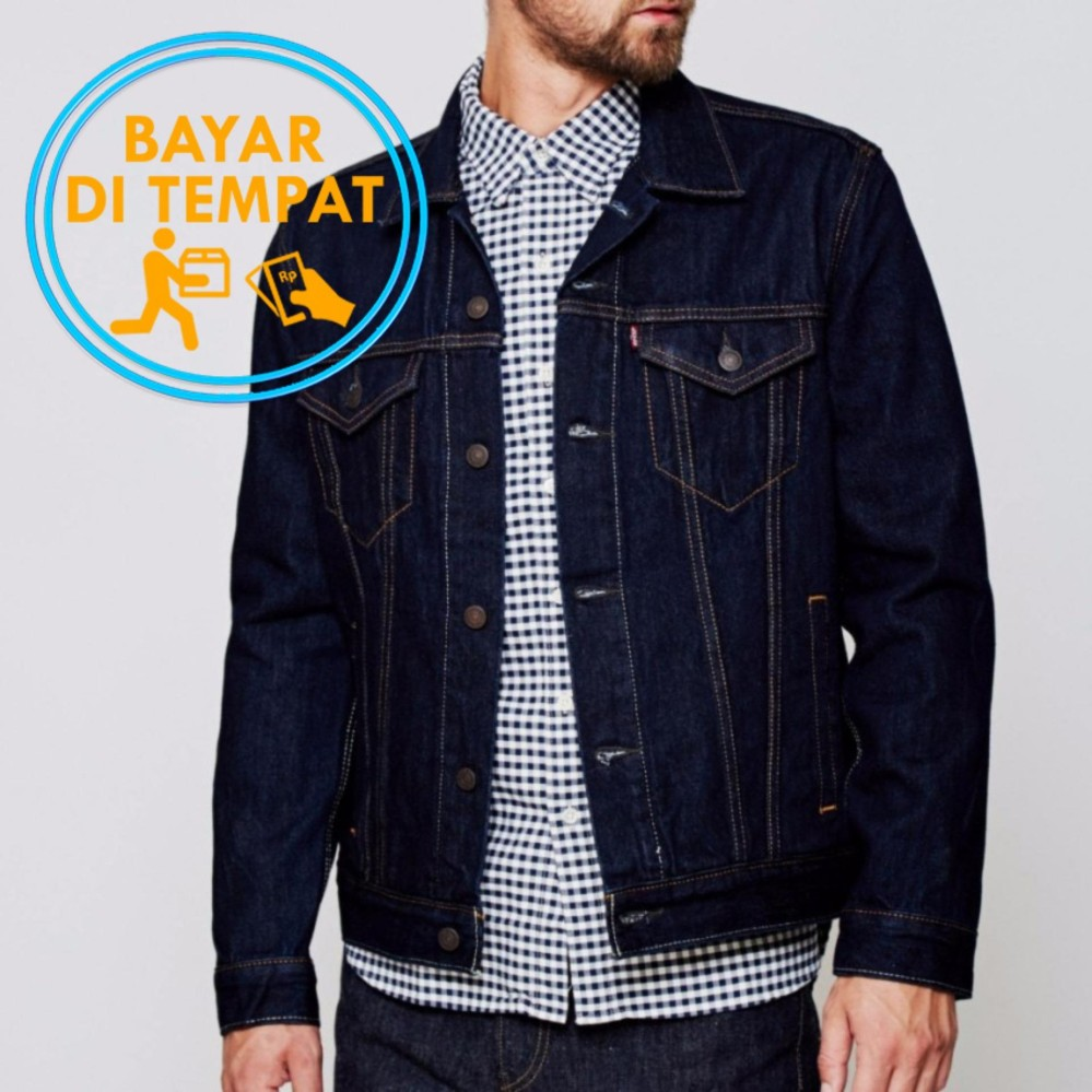 Bgsr Jaket Parka Hitam Bigs Jeans Murah Navy Best Seller