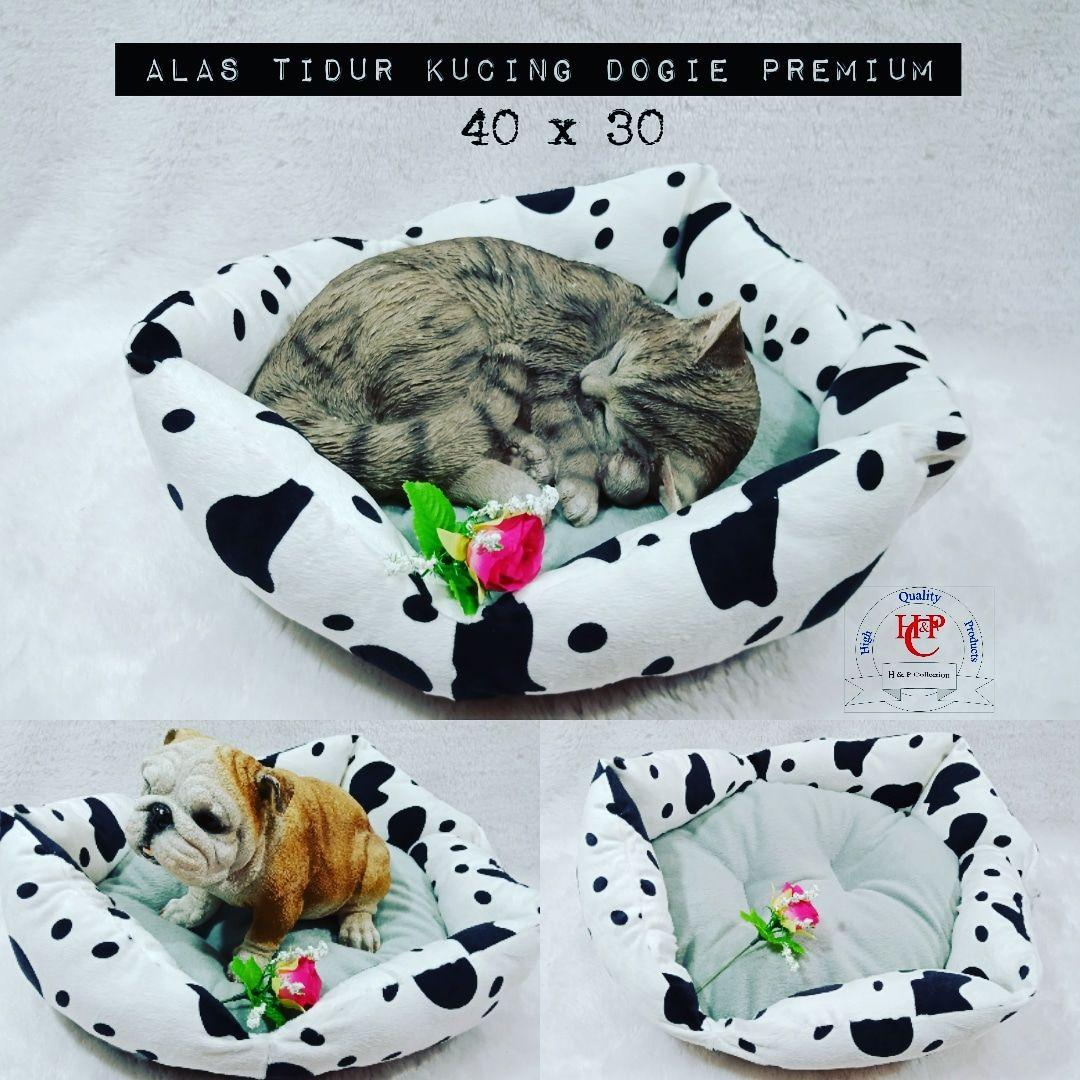 Alas tidur Kucing anjing matras kasur tidur kucing anjing