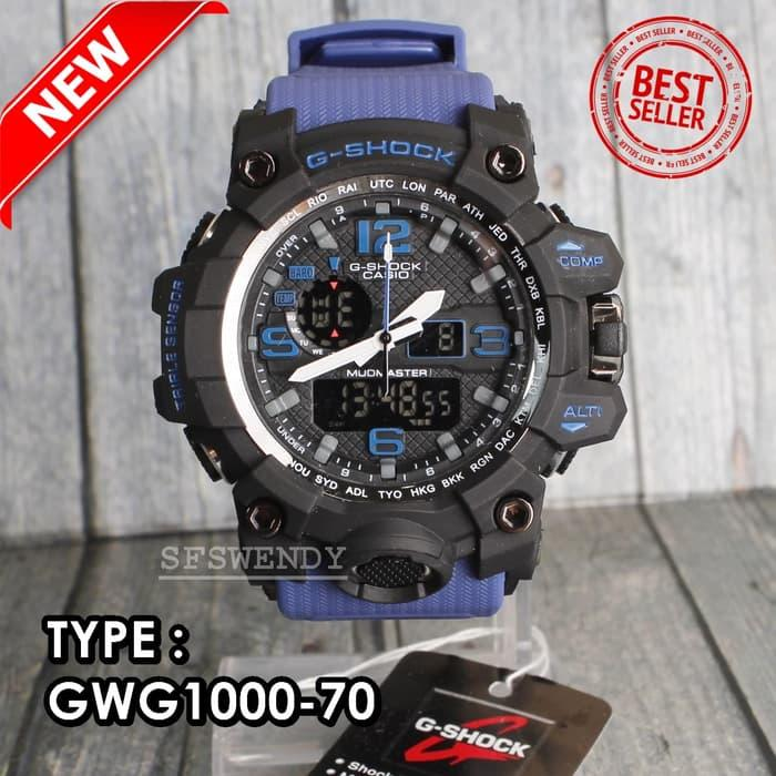 Pria Casio G Shock Mudmaster Dualtime Limited Edition; Page - 2.