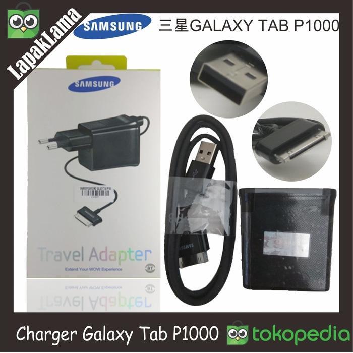 Best Seller Charger Samsung TAB P1000 P3100 Original 99%ri 99 USB Gala