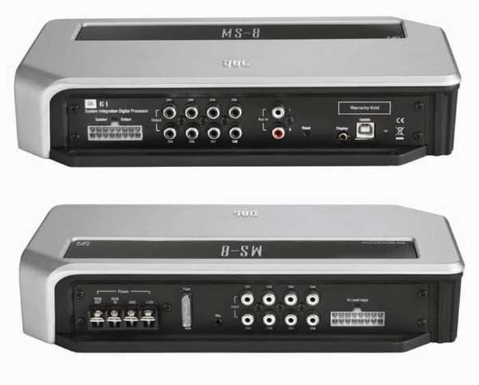 JBL Digital Processor MS 8 / Processor Sound MS8 / Ms-8 Digita Murah