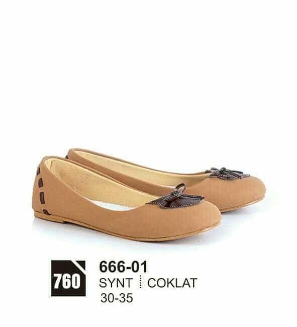 Murah Meriah flat shoes anak wanita-sepatu balet anak cantik-sepatu distro murah az