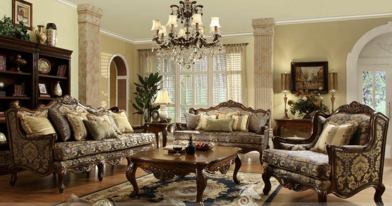 Kursi sofa ruang tamu kayu jati ukiran jepara