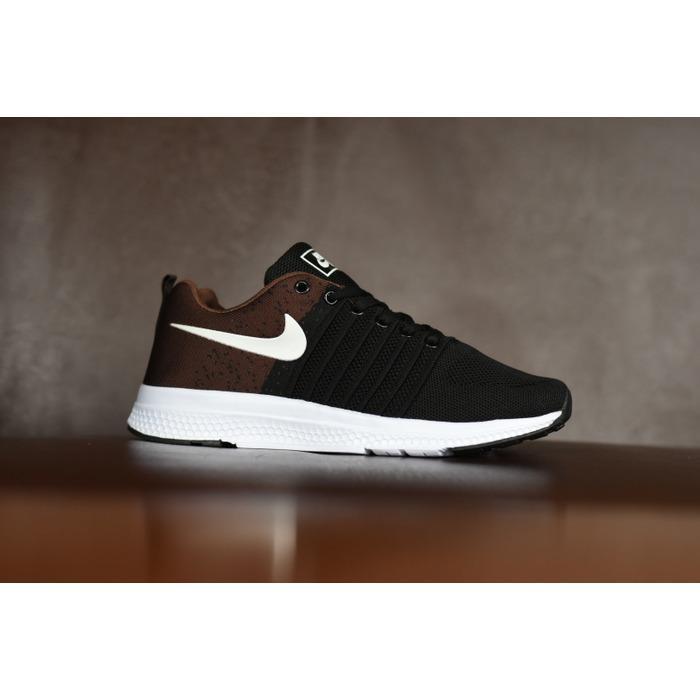 Sepatu Sport Nike Zoom Flyknit Premium Import / Running Sneakers Pria