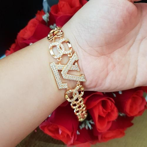 Jual Gelang Branded Cantik Xuping Gold Harga Rp 67.500 -. Source · FELTICS Sweater Hoodie Unisex Original ...