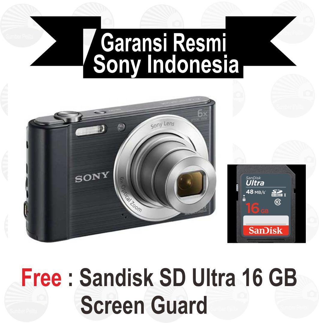 Sony DSC W810 Pocket Camera Digital