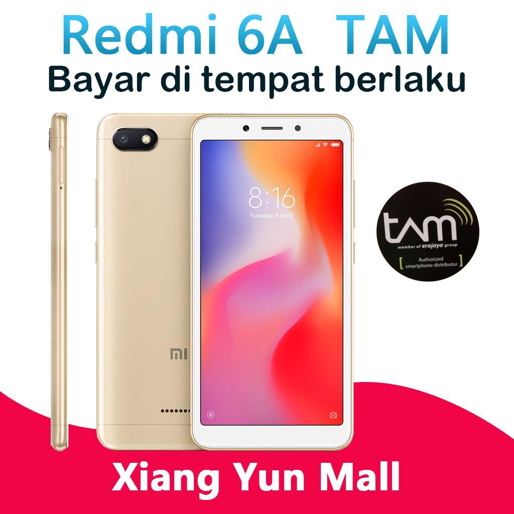 Xiaomi Redmi 6A TAM 2G/16G - AI face unlock 5.45