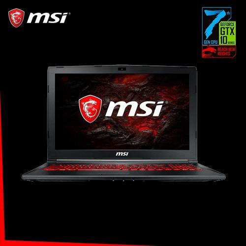 MSI GL62M 7RDX-2635ID - Ci7-7700HQ - 8GB - 1TB - GTX1050 - 15.6
